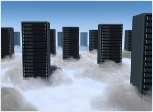 Cloud computing and hosted services for business customers