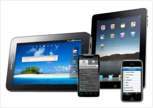 Mobile device and phone configuration for home customers
